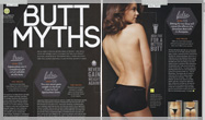 new beauty article on butt myths